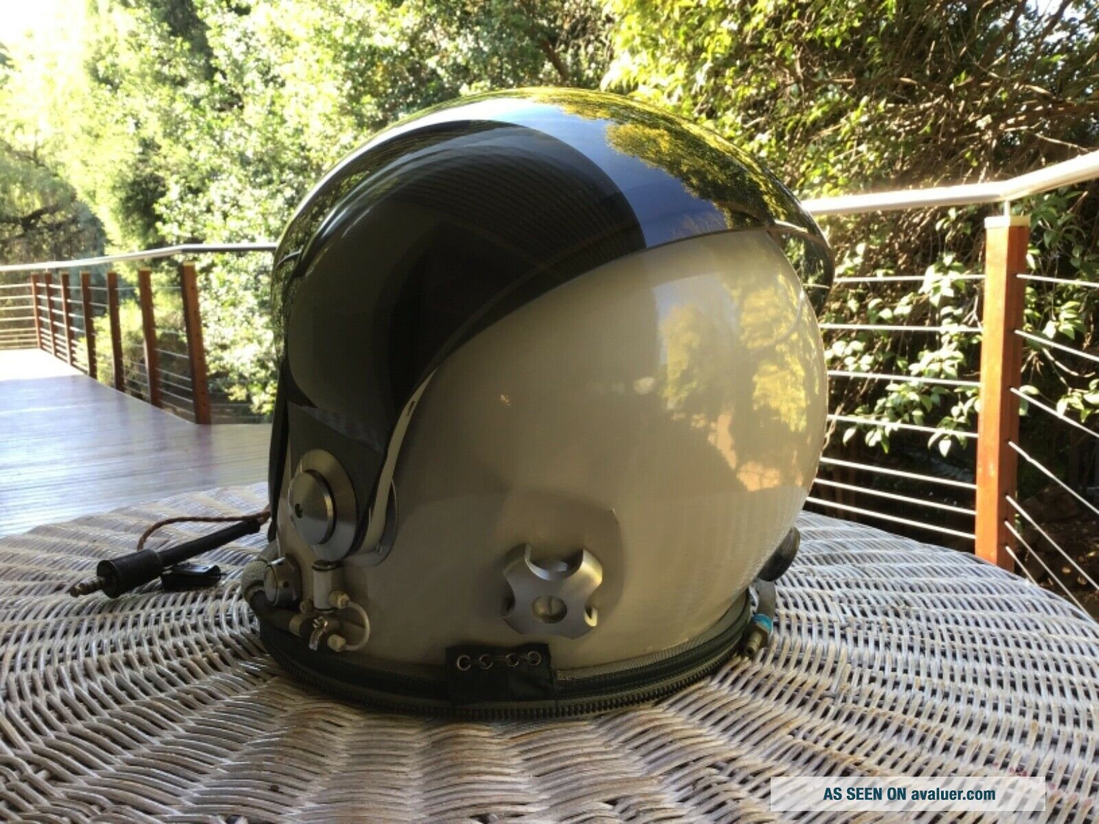 EFA High Altitude Flight Helmet - France