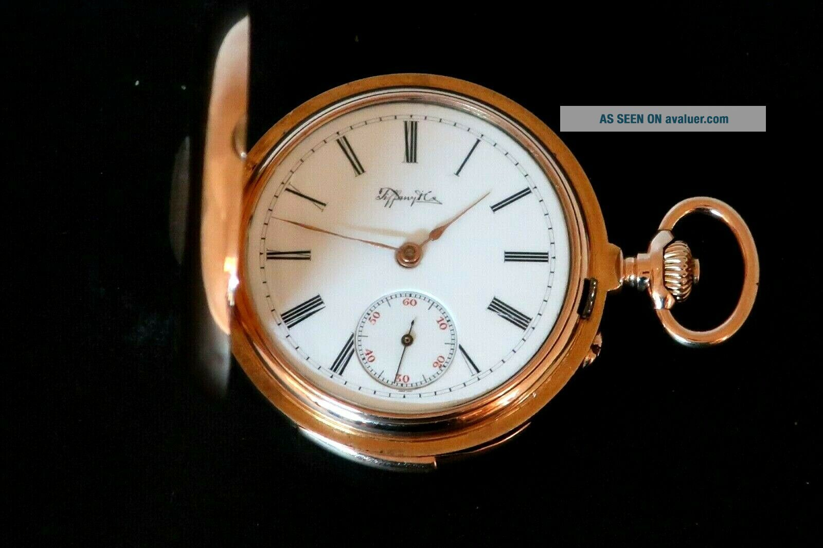 Very Small Minute Repeater Pocket Watch
