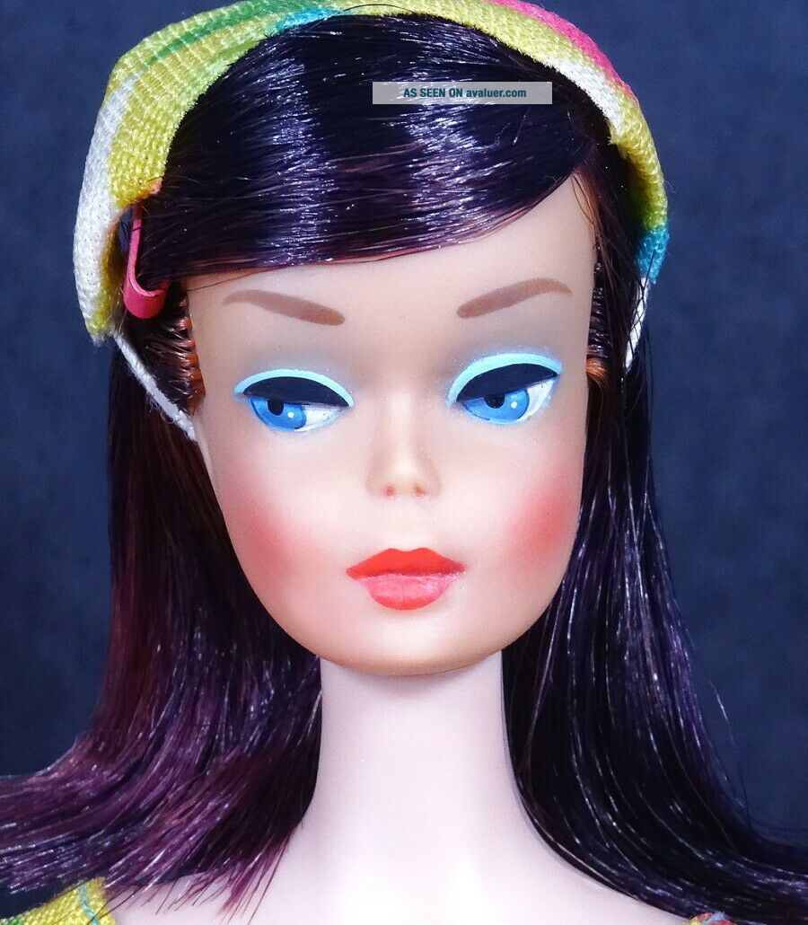STUNNING Vintage Midnight High Color Color Magic Barbie Doll