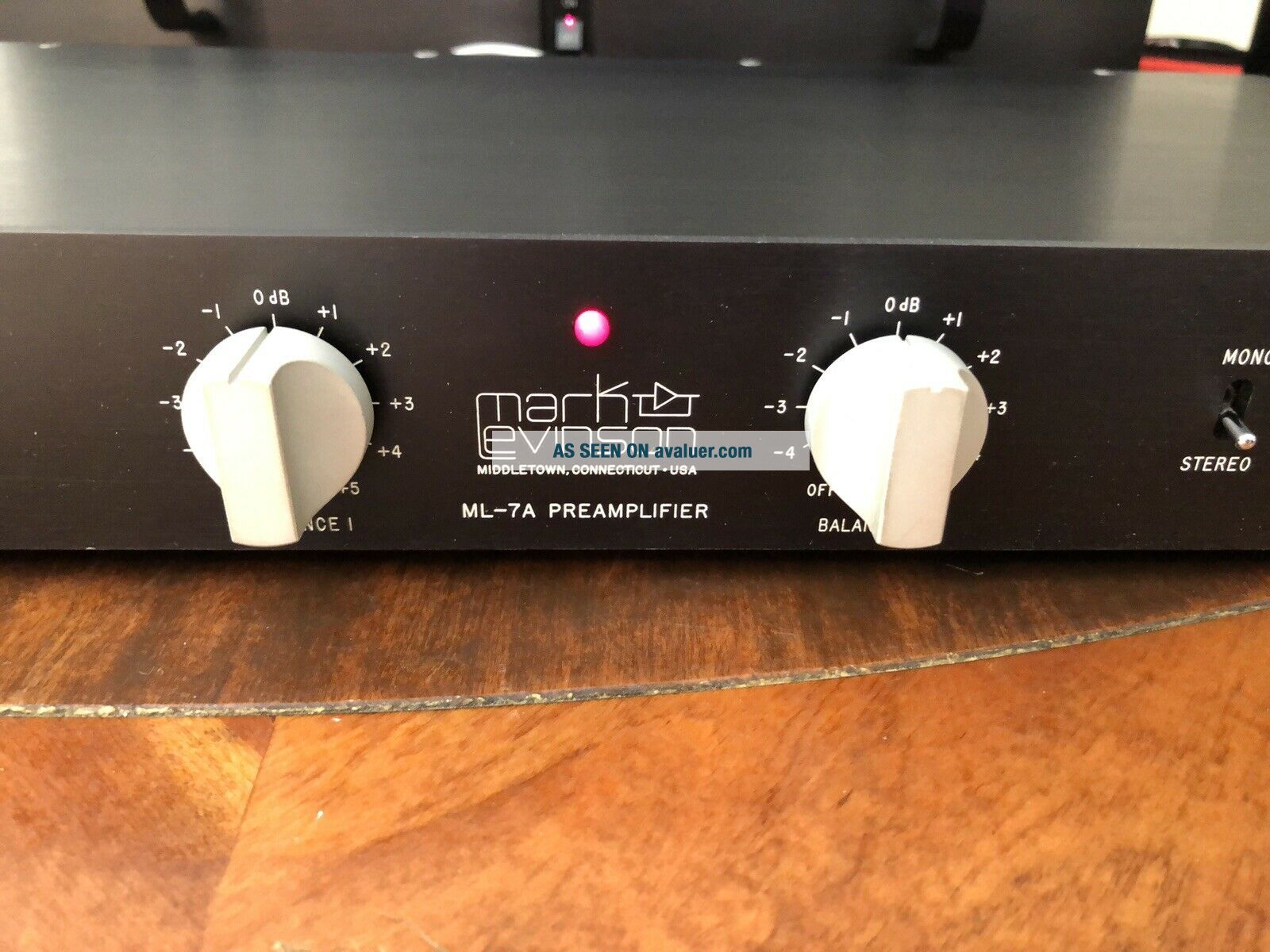 Mark Levinson ML - 7A vintage phono Preamp