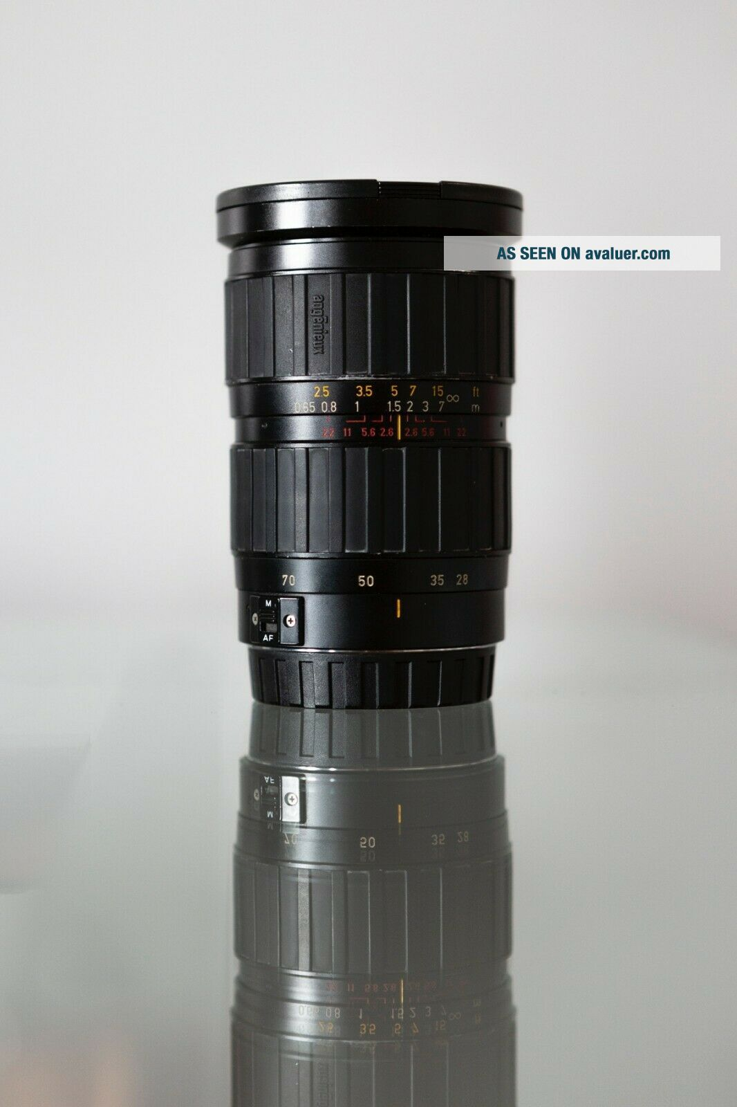 Angenieux 28 - 70mm,  f2.  6 Zoom Lens,  EF Mount,  Perfectly,  Rare