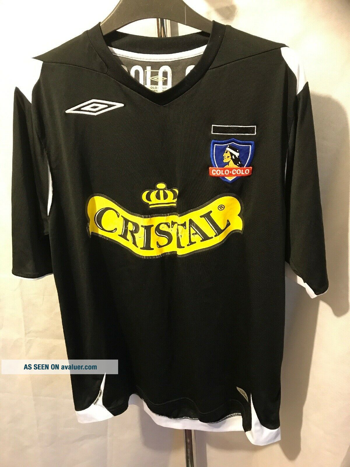 Rare Colo - Colo Chilean Primera League Shirt Size L - Y179