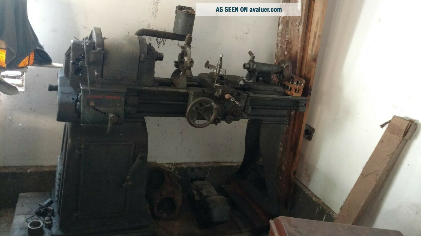 Vintage South Bend Lathe Lathe - From 1930 ' s