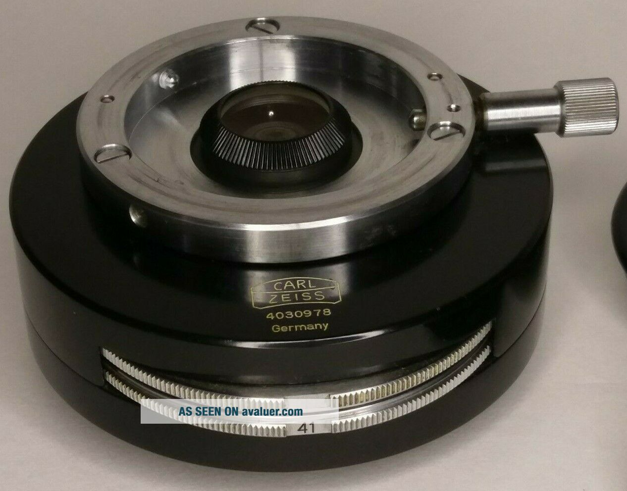 Zeiss Microscope WL Standard Barrier Filter Intermediate Tube and Rare