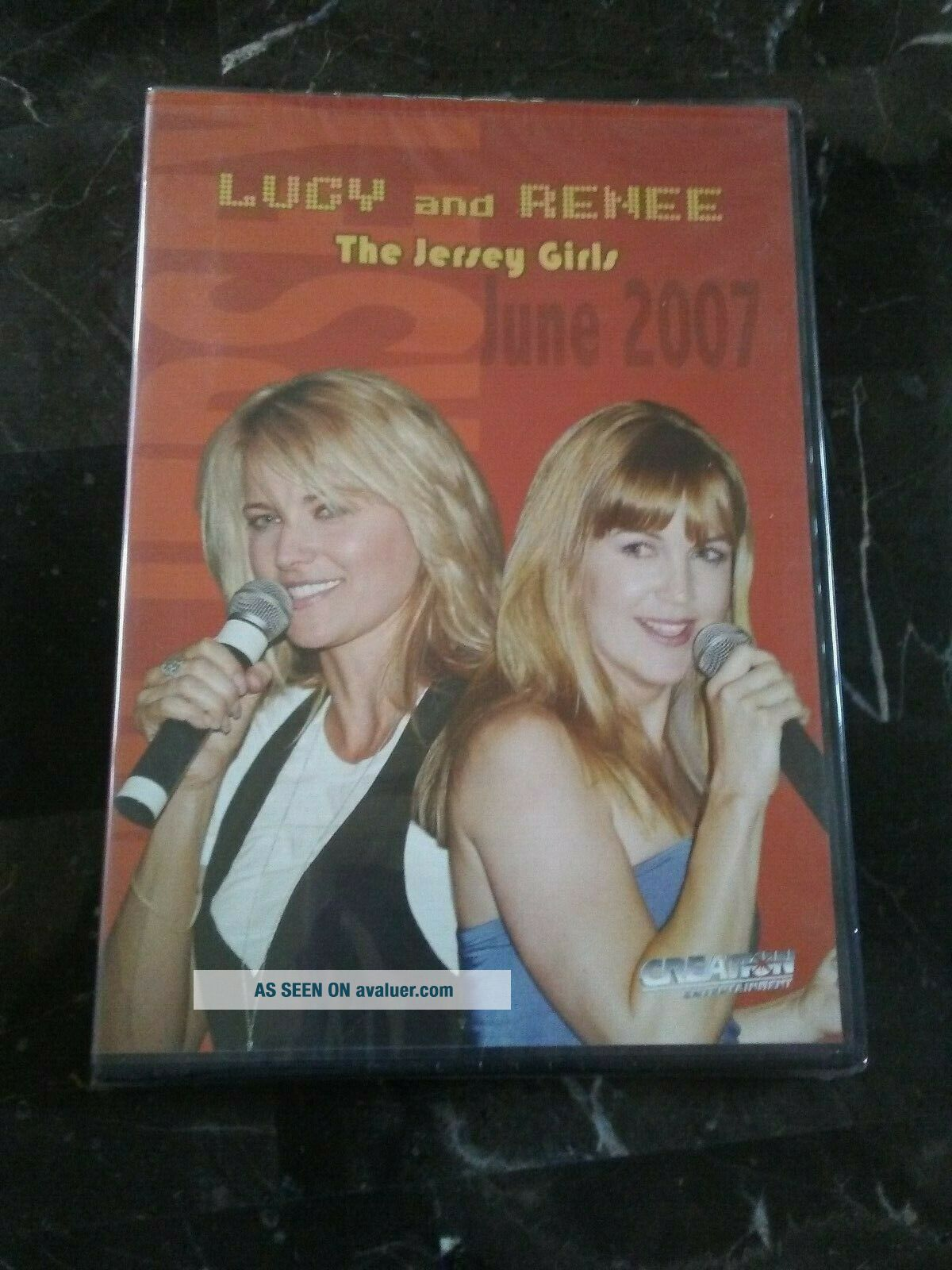 Ultra Rare XENA LUCY and RENEE